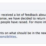 Facebook Does an AboutFace(Book)